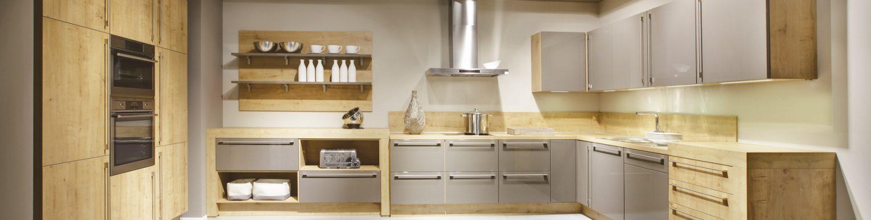 Küchenstudio mit Ausstellungsküchen und Küchenberatung bei Charisma Diedrich Müller in Neuenburg