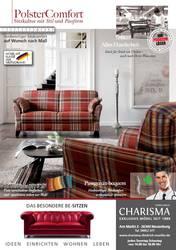 prospekte polsterm bel charisma diedrich m ller. Black Bedroom Furniture Sets. Home Design Ideas