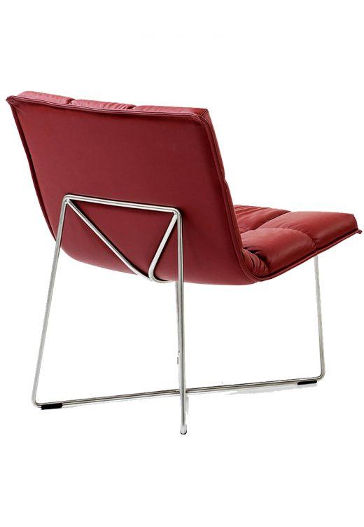 Sitzmöbel Loungechair Caro - ausgefallenes Design und hochwertige Verarbeitung